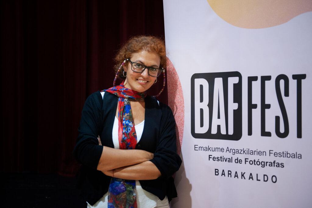 Rocío, ganadora BAFFEST 2021