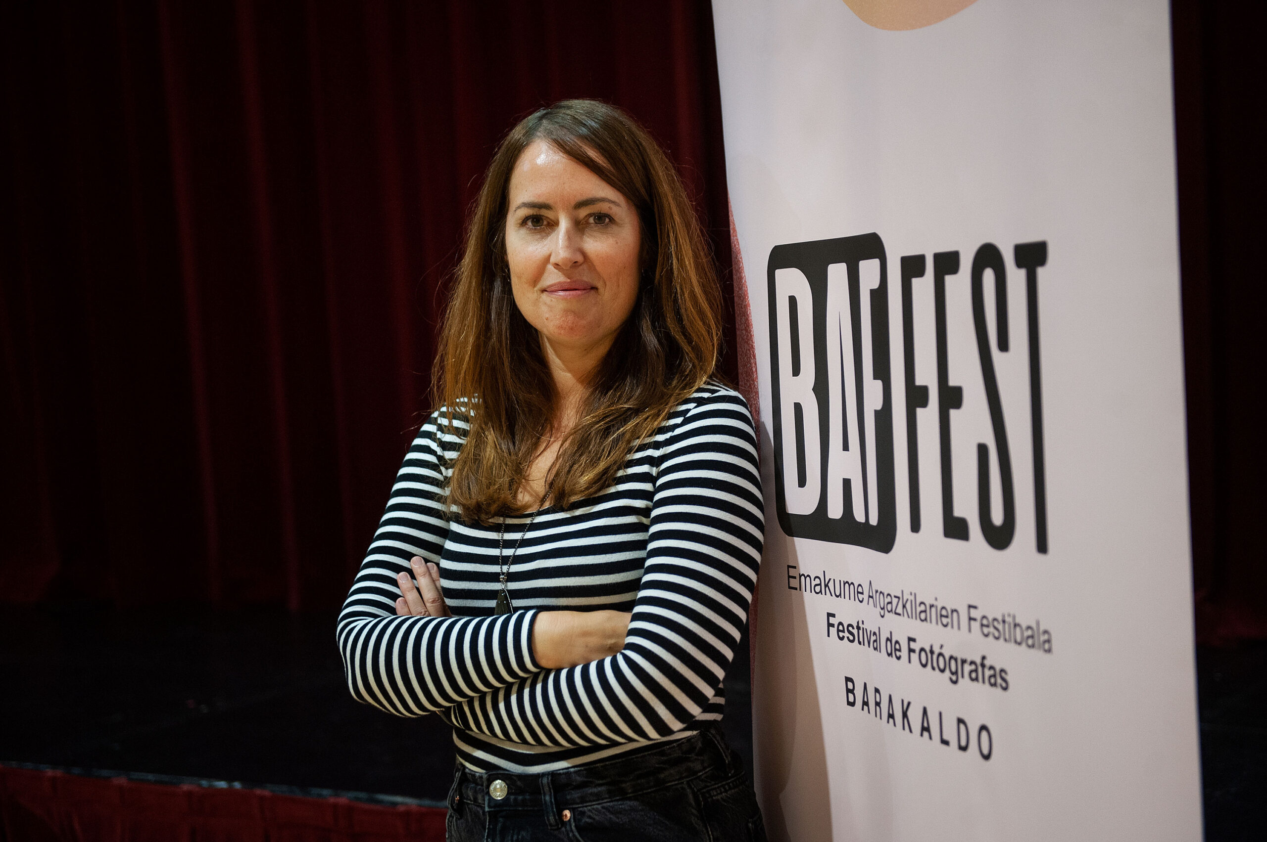 Cris Lareo, ganadora BAFFEST 2021